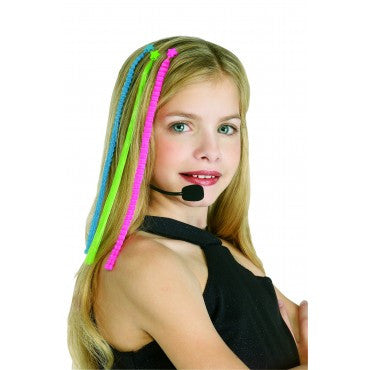 Pop Diva Headset & Hair Pieces