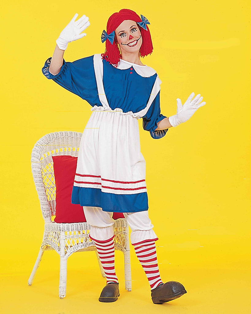 Rag Doll Costumes Adults Halloween Costume