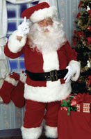 Mens Imperial Santa Suit