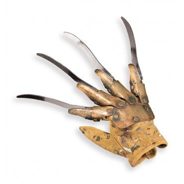 Nightmare on Elm Street Supreme Edition Freddy Metal Glove