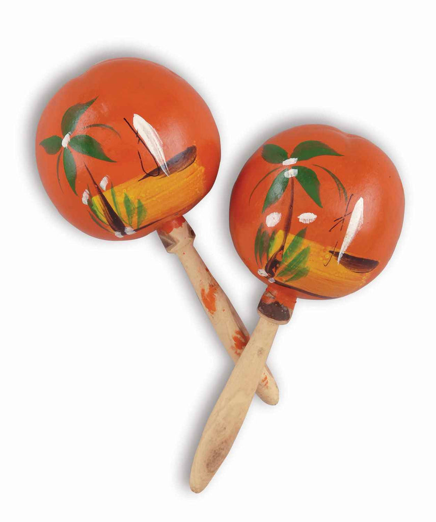 Halloween Costume Spanish/Mexican Maracas