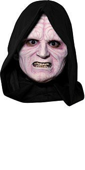 Star Wars Palpatine Mask