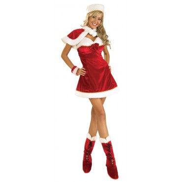 Womens Santa's Miss Inspiration Costume