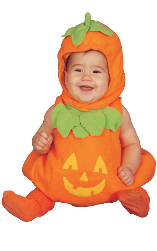 Infants/Toddlers Pumpkin Costume