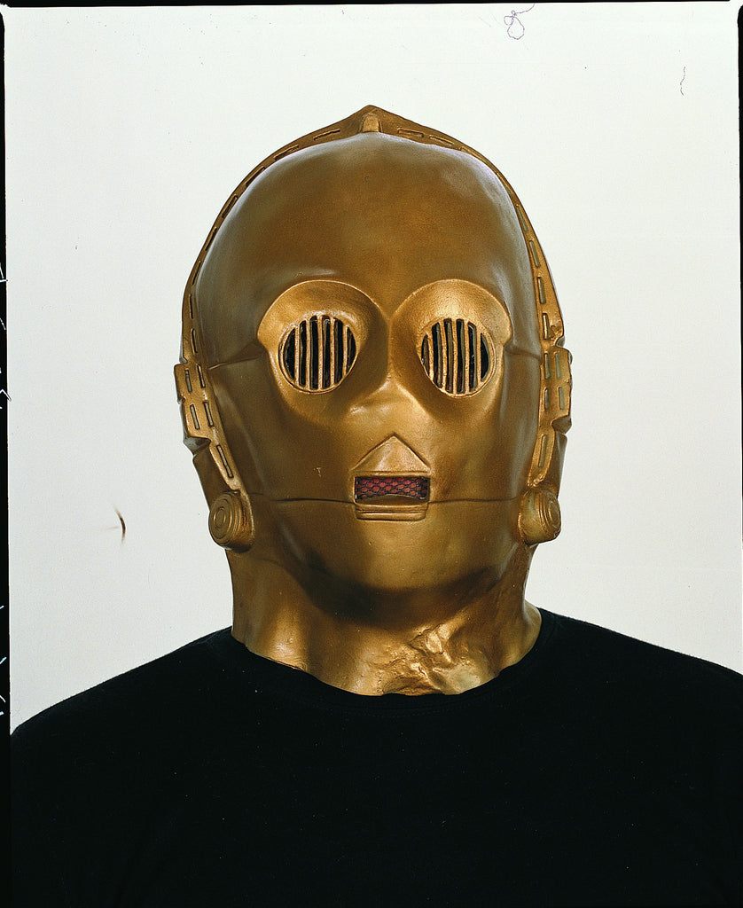 Star Wars Deluxe C-3PO Mask