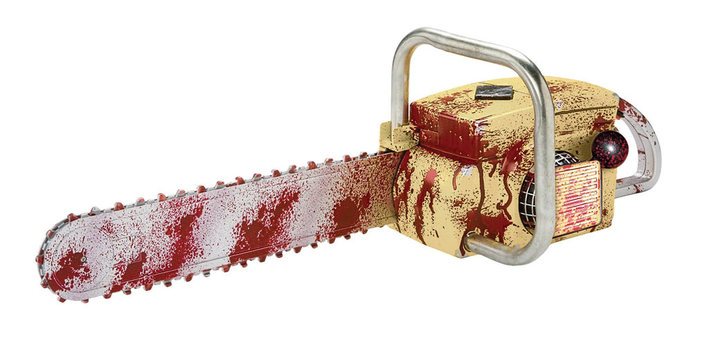 Texas Chainsaw Massacre Deluxe Animated Chainsaw
