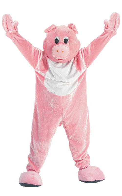 Adults Pig Mascot Costume