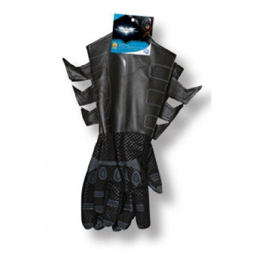 Black Batman Gloves