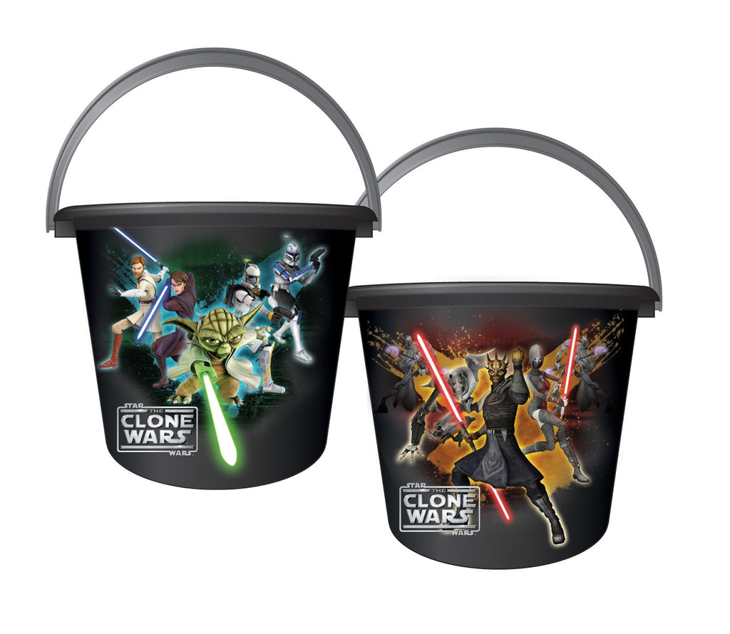 Star Wars Clone Wars Treat Bucket
