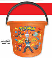 Pokemon Treat Bucket