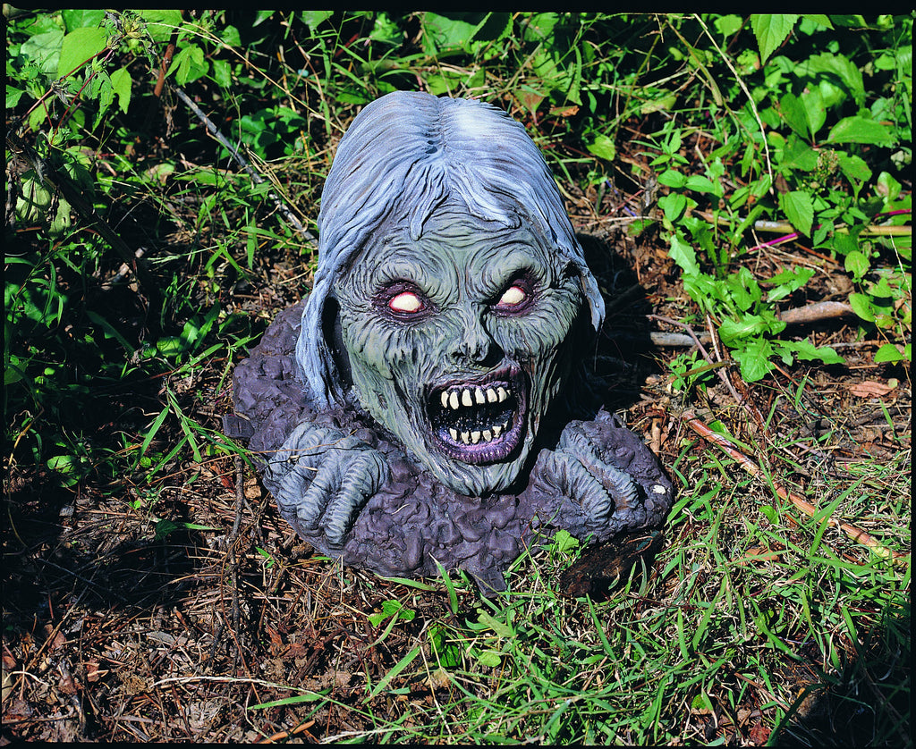 Zombie Screamer Outdoor Prop