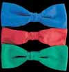 Narrow Bow Ties - Various Colors