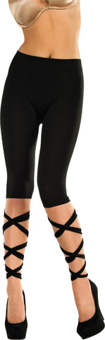 Adults Lace Down Leggings