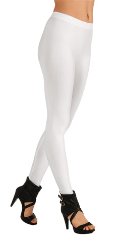 Adults White Leggings