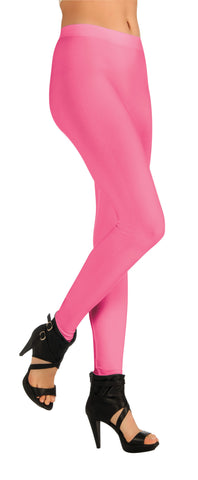 Adults Pink Leggings