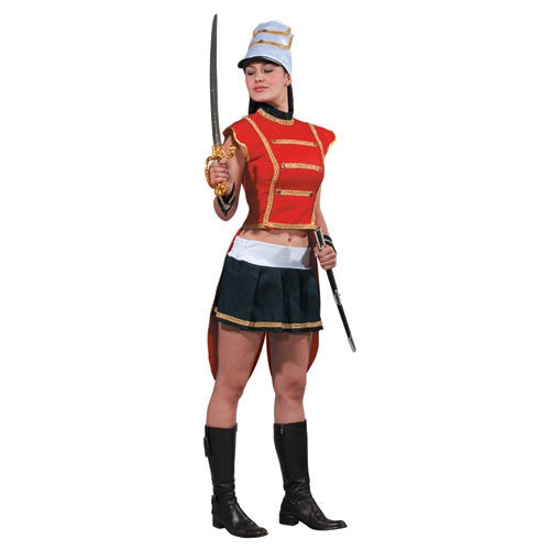 Womens Toy Soldier Costume
