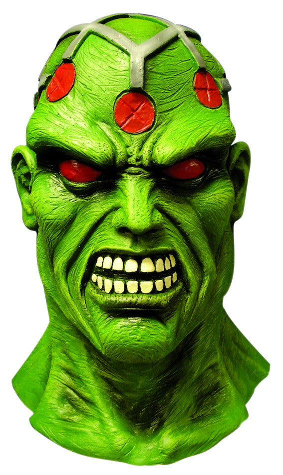 Superman Brainiac Mask