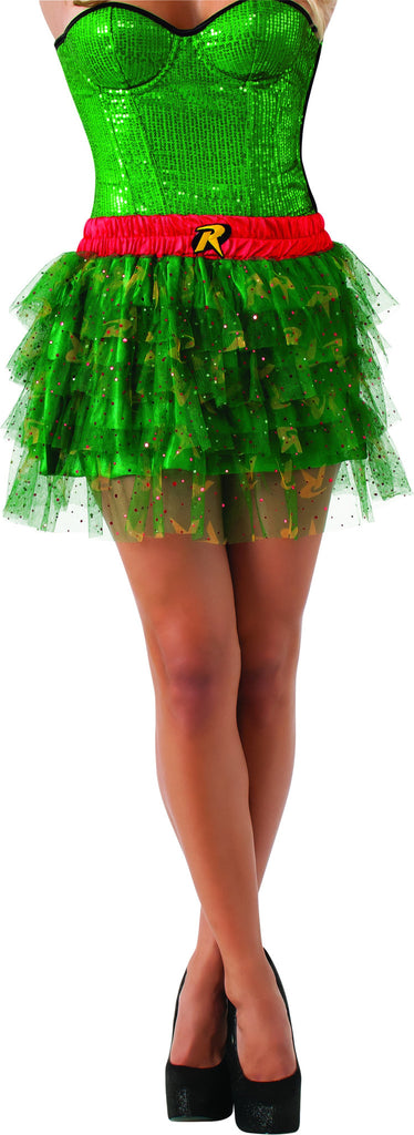 Womens Batman Robin Skirt