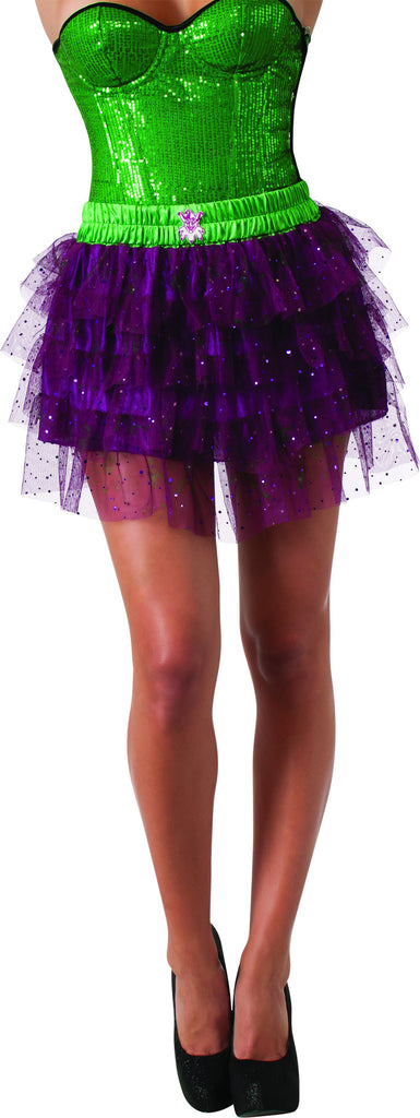Womens Batman The Joker Skirt