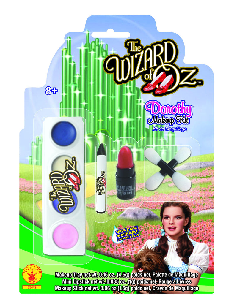 Wizard of Oz Dorothy Makeup Kit