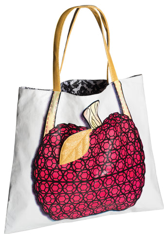 Apple Tote Purse