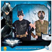 Boys Batman and Bane Costume Combo Pack