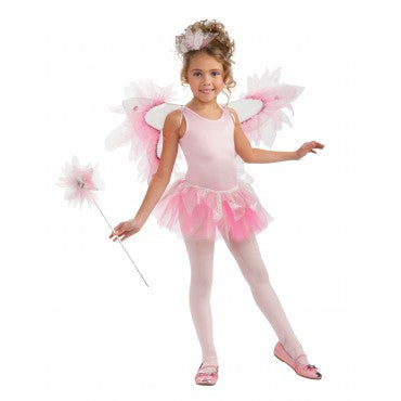 Girls Pink Fairy Accessory Kit