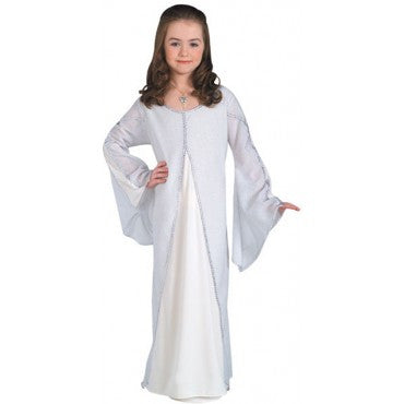 Girls Lord of the Rings Arwen Costume