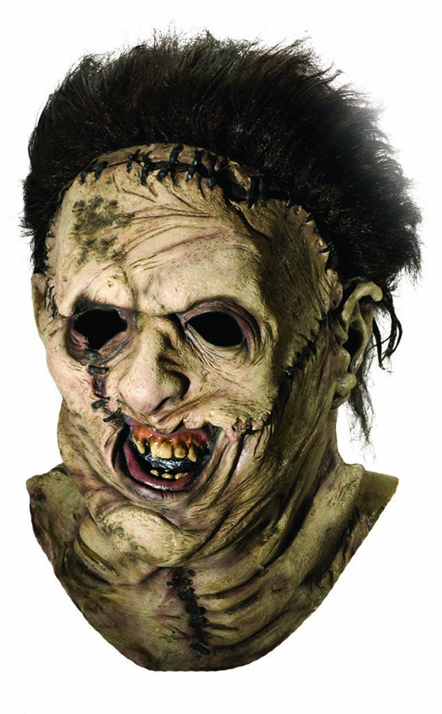 Texas Chainsaw Massacre Deluxe Leatherface Masks Texas