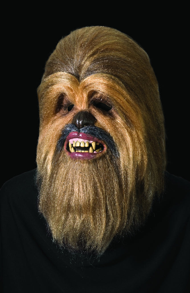 Star Wars Supreme Edition Chewbacca Mask