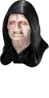 Star Wars Emperor Palpatine Mask