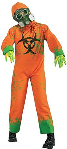 Boys Biohazard Zombie Costume