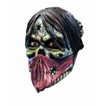 Grave Robber Zombie Mask