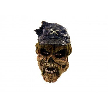 Rottin' Rebel Zombie Mask