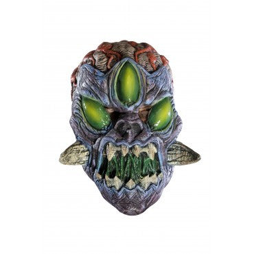 Gnarled Alien Warrior Mask