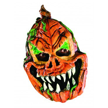 Kids Pumpkin Haunting Mask