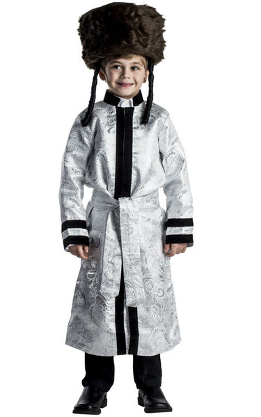 Boys Silver Bewitch Costume