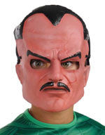 Kids Green Lantern Sinestro Mask