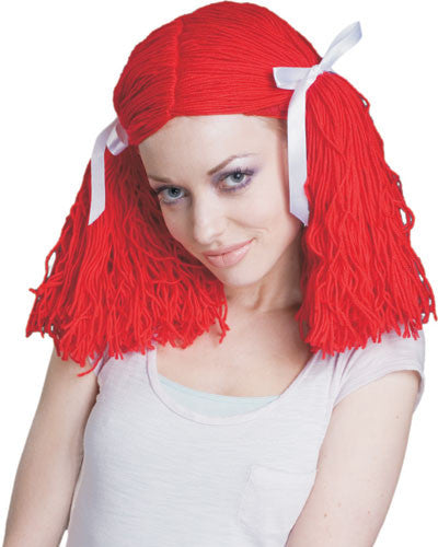 Rag Doll Pig Tail Mop Wig
