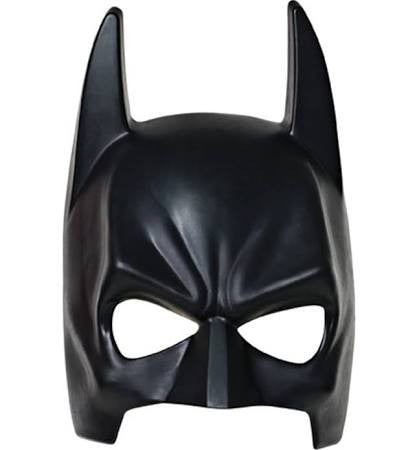 Adults Value Priced Batman Mask