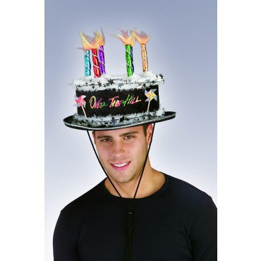 Over the Hill Birthday Hat