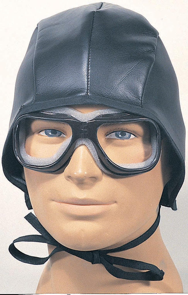Aviator Helmet & Goggle Kit