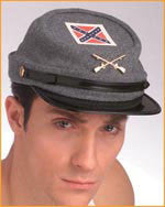 Civil War Kepi Hat
