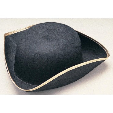 Colonial Tricorn Hat