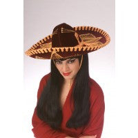 Mexican Sombrero - Various Colors