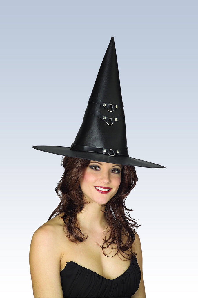 Vinyl O-Ring Witch Hat