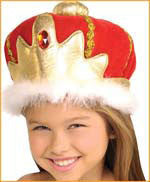 Kids Queens Crown