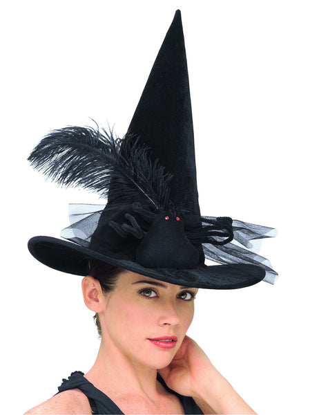 Spider Witch Hat - Various Colors