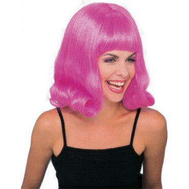 60's Flip Wig - Various Colors