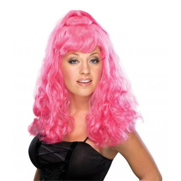 Spicy Girl Wig - Various Colors